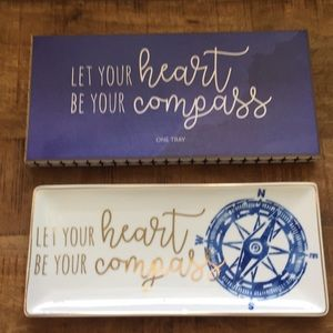 Other - NEW Nautical Tray